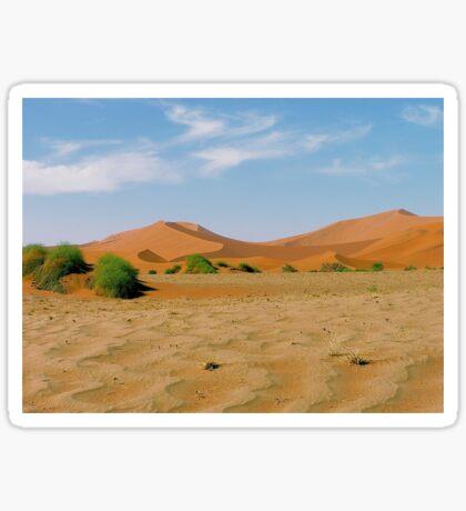 desert bushes Sticker