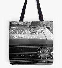 Dew on a Pontiac Tote Bag