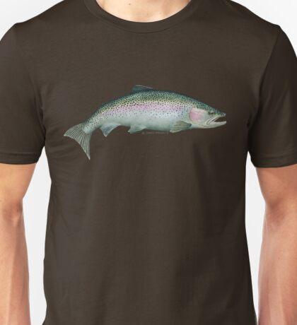 Rainbow Trout Unisex T-Shirt