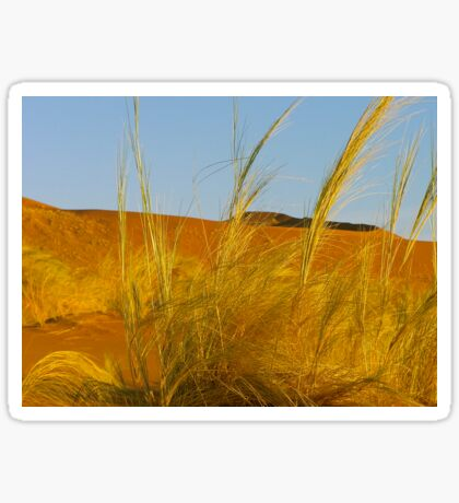desert breeze Sticker