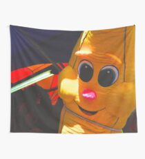 GIANT Banana Prize - Minnesota State Fair - Diana F+ 120mm Photograph Wall Tapestry