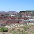 Desert Cliff by AAndersen