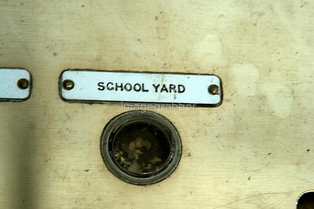 school yard by imagegrabber