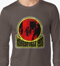 Monroeville, 1978 (White Background) Long Sleeve T-Shirt