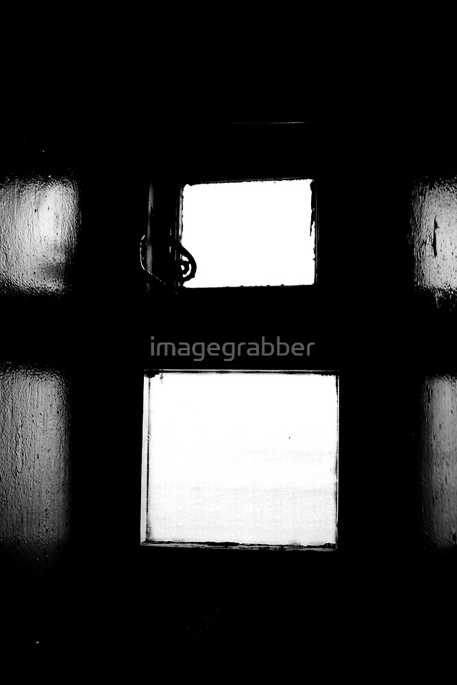 crossed window by imagegrabber