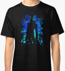 Walter Inspired Paint Splatter Anime Shirt Classic T-Shirt