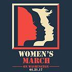 Women's March by catpunzel