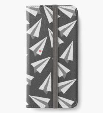 Vinilo o funda para iPhone Paperman Paper Airplanes - Mínimo