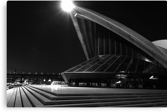 Night Steps by Gino Iori