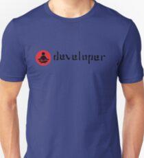 developer zen red Unisex T-Shirt