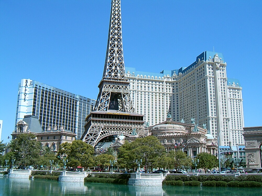 Paris Hotel by Hayley Watson
