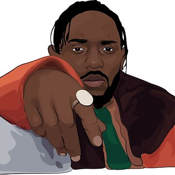 Kendrick Lamar - kdot.  by ScoxtMerch
