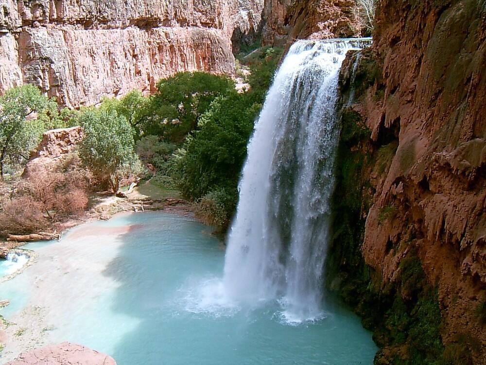 Waterfall 1 by Hayley Watson