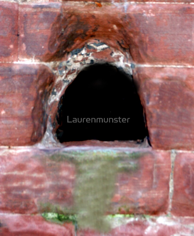 dare to look through? by Laurenmunster