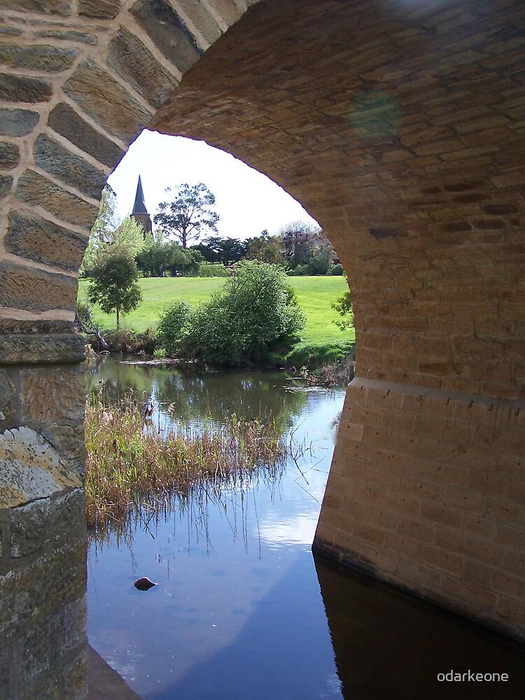Richmond Bridge by odarkeone