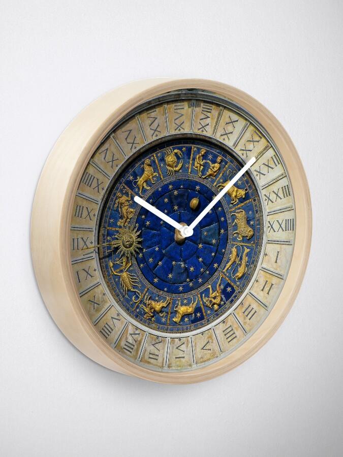Vista alternativa de Reloj Reloj Astrológico, Venecia, Italia