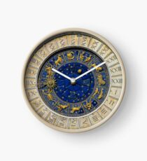 Astrological Clock, Venice, Italy Clock