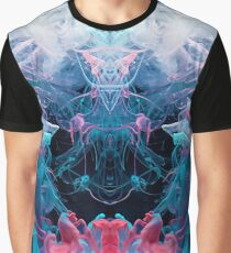 Alien Emperor Graphic T-Shirt