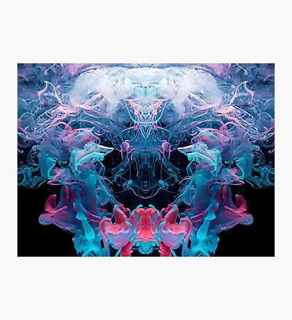 Alien Emperor Photographic Print
