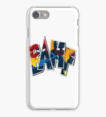 Pegboard Nerds BAMF logo iPhone Case/Skin