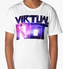Virtual Riot Logo Space Long T-Shirt