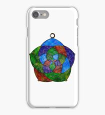 Stained Glass Ornament iPhone / Samsung Galaxy Case iPhone Case/Skin
