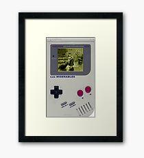Les Miserables RPG Framed Print