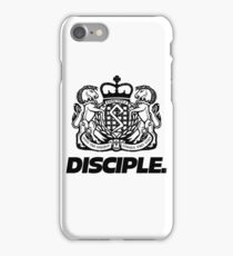 Disciple Label logo iPhone Case/Skin