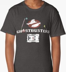 Gaming [C64] - Ghostbusters Long T-Shirt