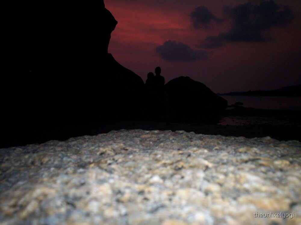 rocks and lovers by theunlikelyogi