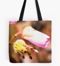 undressed flower Tote Bag