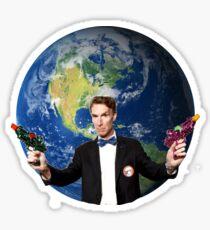 Bill Nye Saves the World Sticker