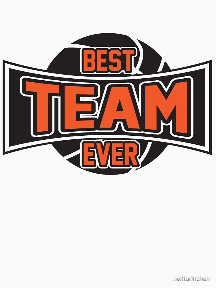Basketball: Best team ever by nektarinchen