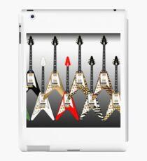 Flying V Attack iPad Case/Skin