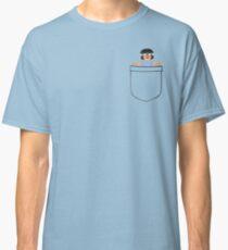 Tina Belcher Blind Fold Pocket Tee Bobs Burgers Classic T-Shirt
