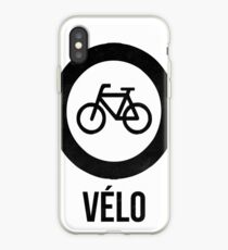 VÉLO  iPhone Case