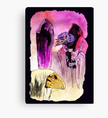 The Dark Crystal Canvas Print