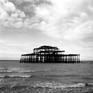 West Pier, Brighton by Matthew Walters