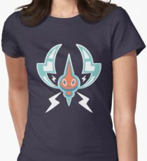 Rotom Womens Fitted T-Shirt