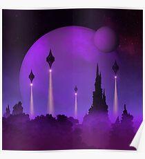 Planetscape 1 Poster