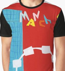 Manchester collage Graphic T-Shirt