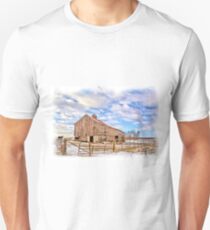 Out Of The Winds Painted Unisex T-Shirt
