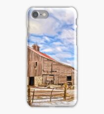 Out Of The Winds Painted iPhone Case/Skin