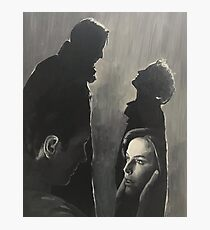 X Files Pilot/Truth Painting (Most Products) Photographic Print