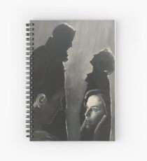 X Files Pilot/Truth Painting (Most Products) Spiral Notebook