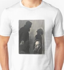 X Files Pilot/Truth Painting (Apparel) Unisex T-Shirt