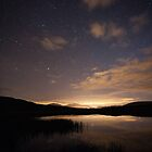Tewet Tarn Twilight by RedGrouse