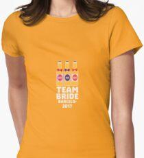 Team Bride Barcelona 2017 Ru269 T-Shirt