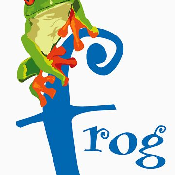Frog by popdesign