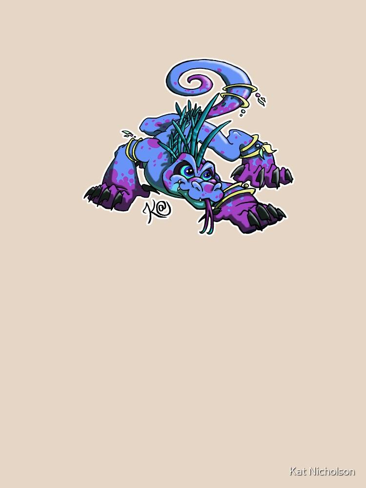 Ziggi Purple/Blue by thedreamwolf